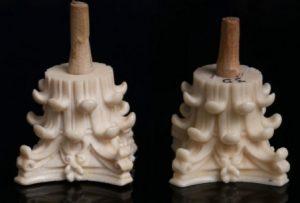 利用3D打印製作仿象牙色修復件?2