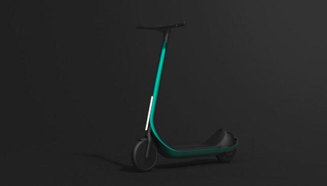 使用 Arevo 複合 3D 打印技術生產的 Scotsman 電動滑板車發佈了1
