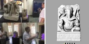 國際博物館日,文物感知歷史,3D掃描技術連結未來4