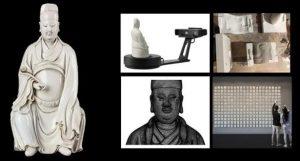 國際博物館日,文物感知歷史,3D掃描技術連結未來9