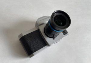 RUHAcam 是一款可以 3D 打印的 Raspberry Pi 驅動的數碼相機1