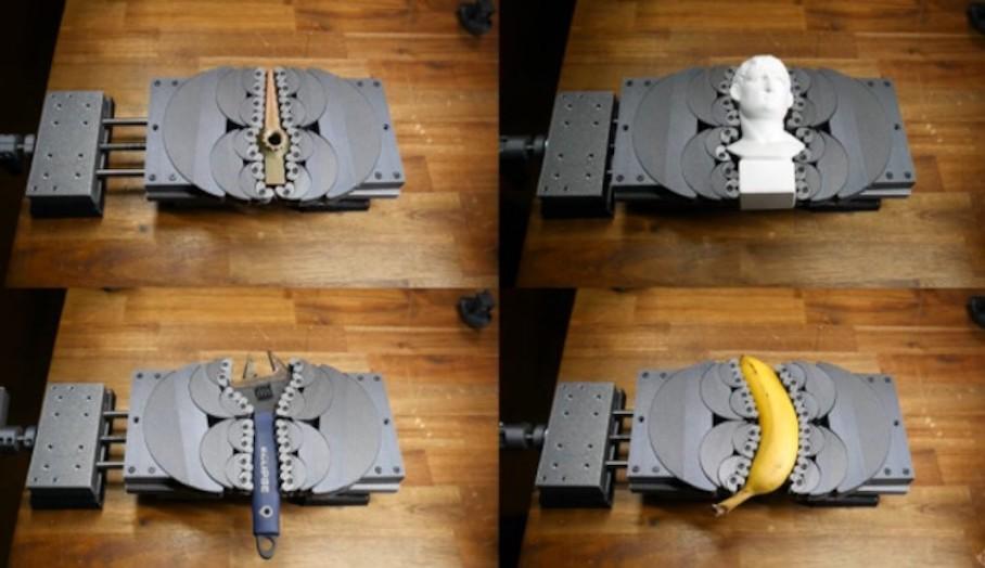 使用 3D 打印技術製作出經典分形虎鉗 1