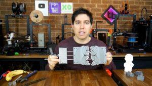 使用 3D 打印技術製作出經典分形虎鉗 2