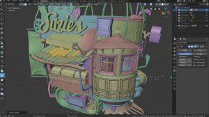 免費3D建模設計軟件要如何選擇呢?5