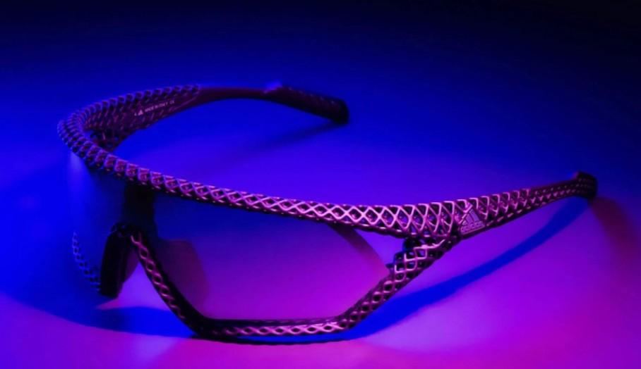 Adidas 推出了只重 20g的新式3D打印太陽眼鏡