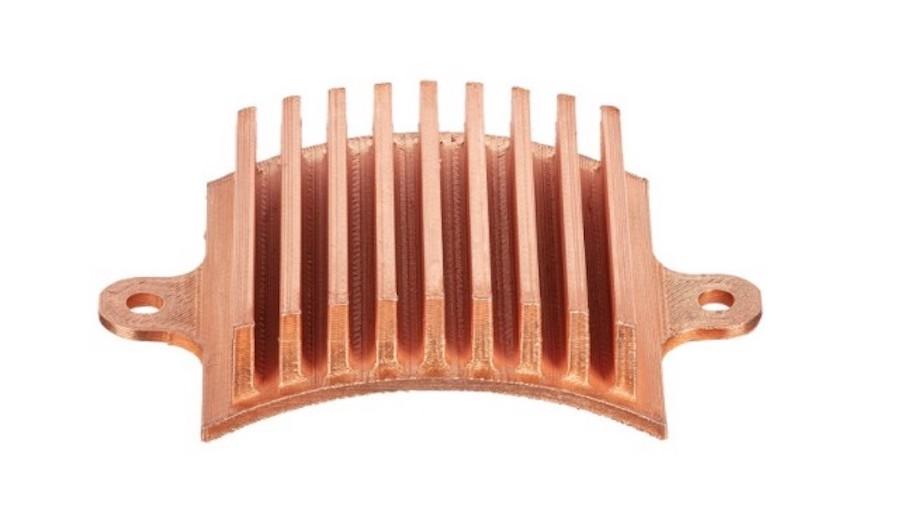 克服工業級3D 打印反光面金屬