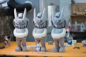 定制設計的玩具項目與 3D 打印完美結合 2